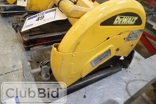 DeWalt D28710 Chop Saw.