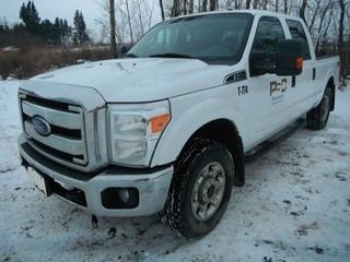 2015 Ford F-250, Showing 176,490 KMS. VIN # 1FT7W2B68FB17444