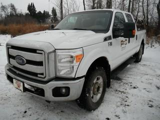 2015 Ford F-250, Showing 194,324. VIN # 1FT7W2B60FEB17440