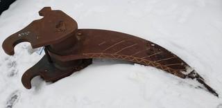WBM Track Hoe Ripper Attachment, Series 200