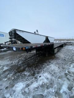 "1998 Doepker 53"" Tridem Commercial Trailer c/w 42' Deck (Not Including Step Deck) *Brake Issues* SN 2DEDDFZ35W1010752"