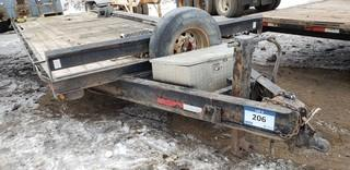 2008 Double A Tandem Axle SN 2DAHC62728T008595