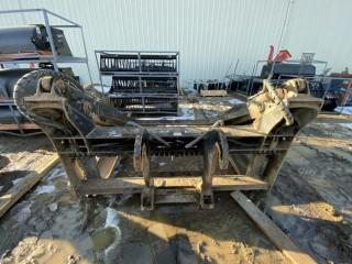 Hyd Q/A Pipe Grapple c/w To Fit 938K Wheel Loader