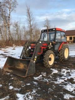 *SOLD* 1997 Zetor Tractor