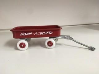 Miniature Radio Flyer Toy.