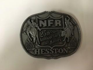 NFR 1983 Belt Buckle.
