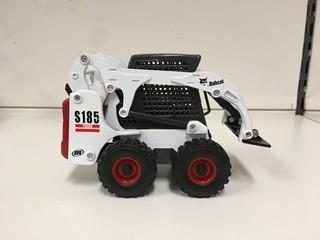 Diecast Bobcat Loader S185 Scale 1:25.