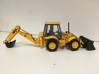 Joal Diecast JCB 217S Backhoe Loader Scale 1:35.