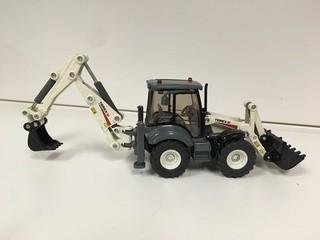 Siku 3531 Diecast Terex Backhoe Loader Scale 1:50.