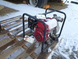 Honda GX 120 Gas Powered 2in Pump