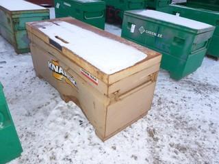 Knaack Job Box *Note: Damaged*