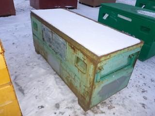 Greenlee Job Box C/w Contents