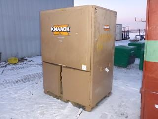 Knaack Jobsite Storage Field Station