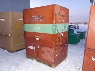 Jobox Storage Field Station