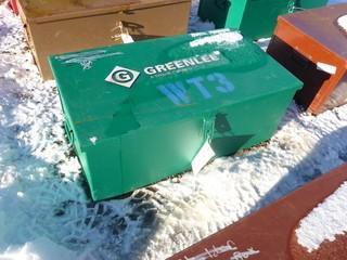 Greenlee Job Box