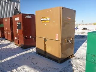 Knaack Field Storage Station