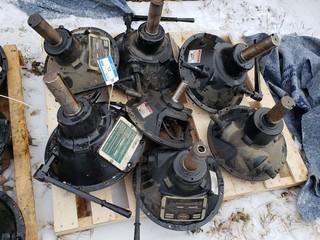 (7) Twin Disc Clutch, Power Transmission Equipment