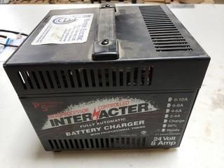 24V - 8Amp Battery Charger