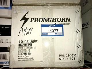 Pronghorn String Light *New*
