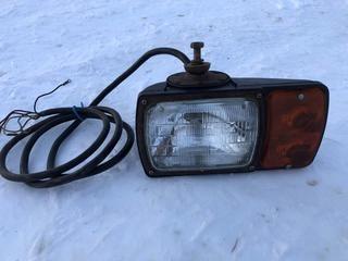 Halogen Snow Plow Light.