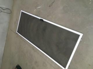 Patio Screen Door c/w Rollers 30x77 7/8.