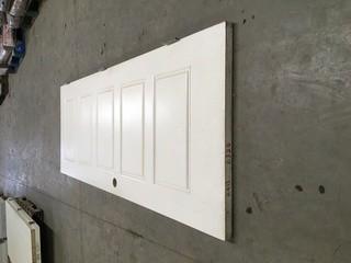 Used Interior Door 29 7/8x79 3/8x1 3/8.