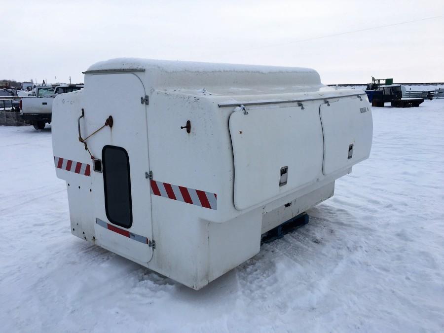Slide In Pickup Truck Service Body.