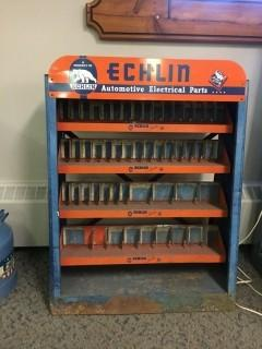 Echlin Automotive Electrical Parts Display.