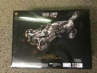 Justice League Ultimate Batmobile Remote Control Car, 1:10 Scale.