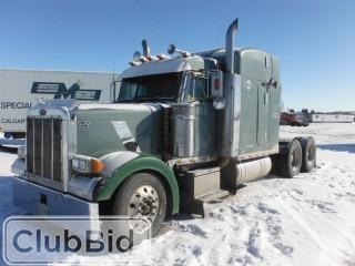 2000 Peterbilt 379 T/A Truck Tractor
