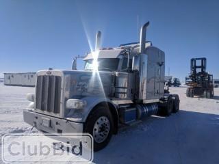 2013 Peterbilt 388 T/A Truck Tractor
