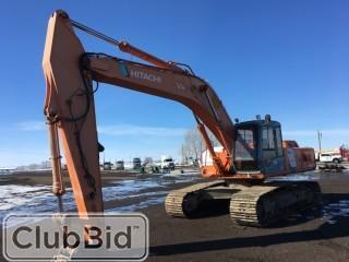 Hitachi EX300LC-3 Excavator
