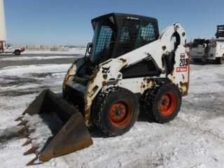 2008 Bobcat S205 Skid Steer