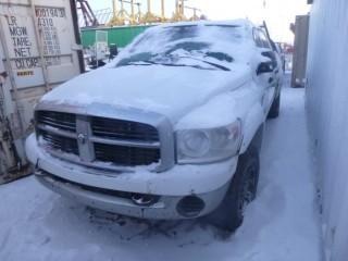 2008 Dodge 2500 SXT 4X4 Crew Cab Pick Up C/w A/T, 6.7L Cummins Diesel, Headache Rack, Trailer Hitch. Showing 278,954 Kms. VIN 3D7KS29AX86135638. Unit V-10