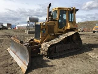 Selling Offsite - 1993 Cat D4H LGP Crawler Dozer