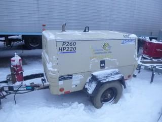 2014 Doosan P260, Generator, VIN 4FVCABAA3EU459457. Unit 4106