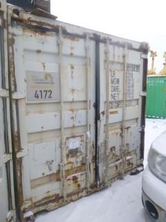 40ft Storage Container C/w Contents. Unit 4172. *Note: Buyer Responsible For Load Out*