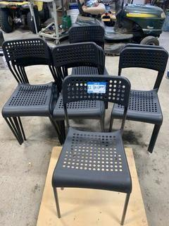 Qty Of (20) Chairs