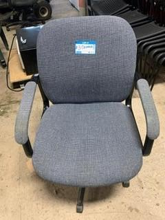 Qty Of (3) Adjustable Task Chairs