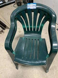 Qty Of (11) Chairs