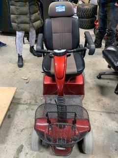 Fortress 1700 Electric scooter C/w Super MobilLine Battery Charger