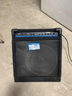 Yorkville 100W Mixer Amp