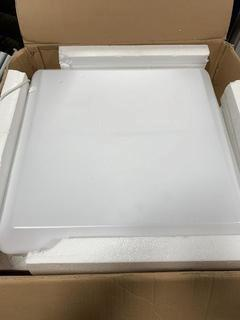(2) Microh LED Square Panel Lights