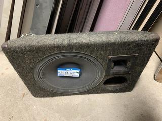 Cerwin-Vega Speaker