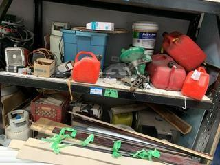 Assortment Of Misc Supplies