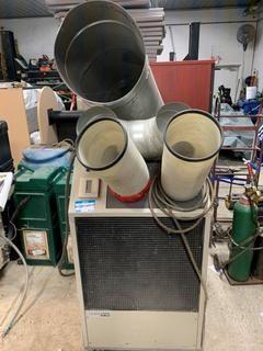 OceanAire PAC6012 208/230V 40amp Air conditioner