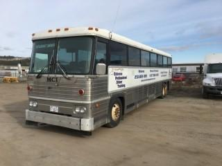 Selling Offsite - MC9 Passenger Bus