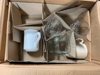 Qty Of Assorted Cups and Mugs