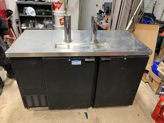 True Keg Refrigerator