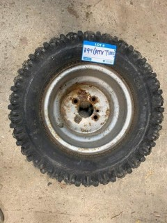 Kenda 22 X 1100-10 ATV Rear Tire